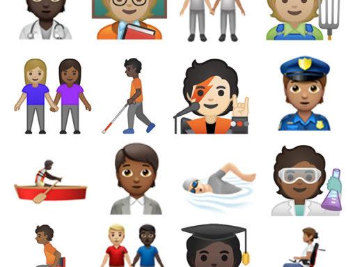 Emoji 12.1 release: 168 Emoji added