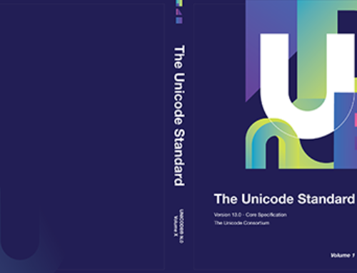 Unicode 13.0 Paperback Available