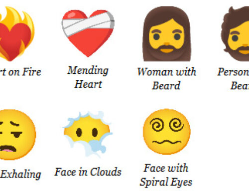 Emoji 13.1 — Now final, to be widely available in 2021